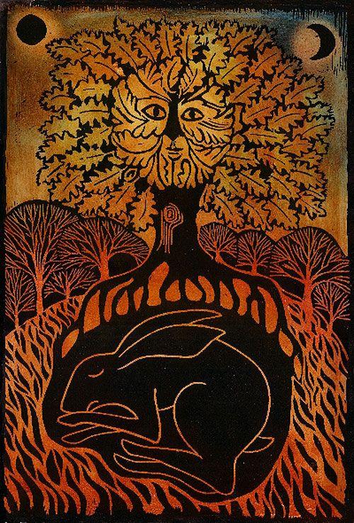'Green Man' by Ian MacCulloch