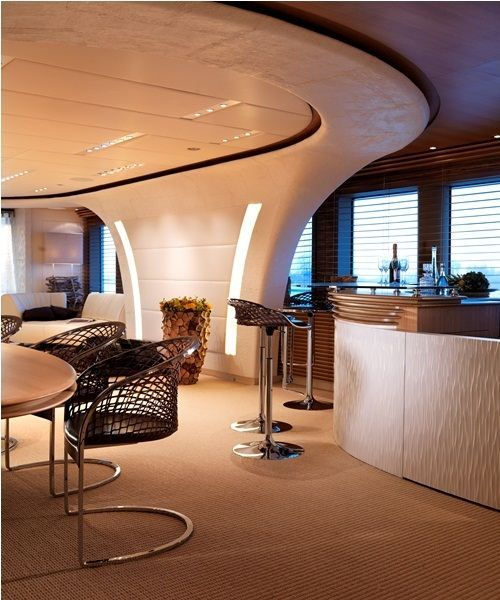 108 Best Designer Yatch Interiors Images On Pinterest