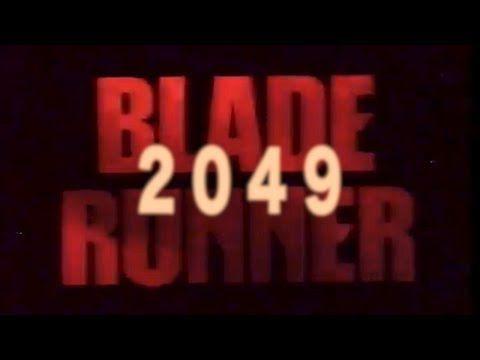 The trailer for Blade Runner 2049 in the style of the original Blade Runner trailer