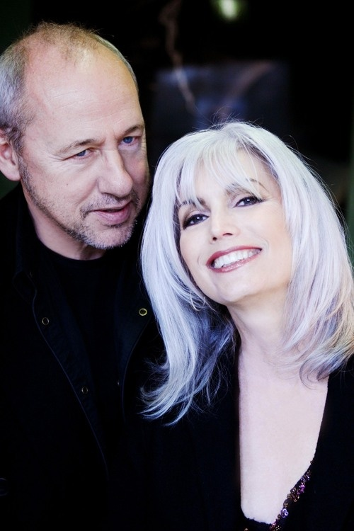 Mark Knopfler and Emmylou Harris-  All the Road Running