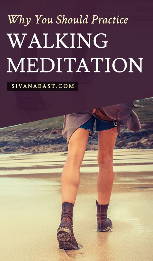 Why You Should Practice Walking Meditation