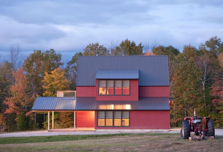 19 Best Standing Seam Roofs Images On Pinterest House