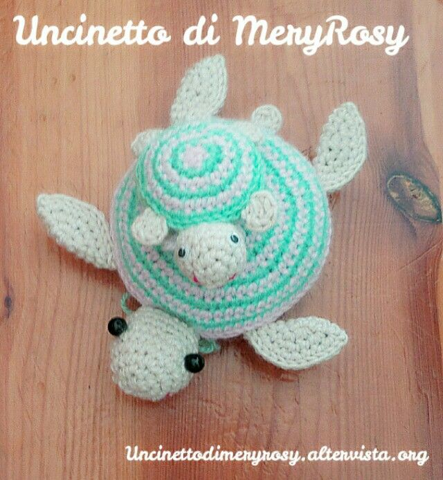 Turtles amigurumi