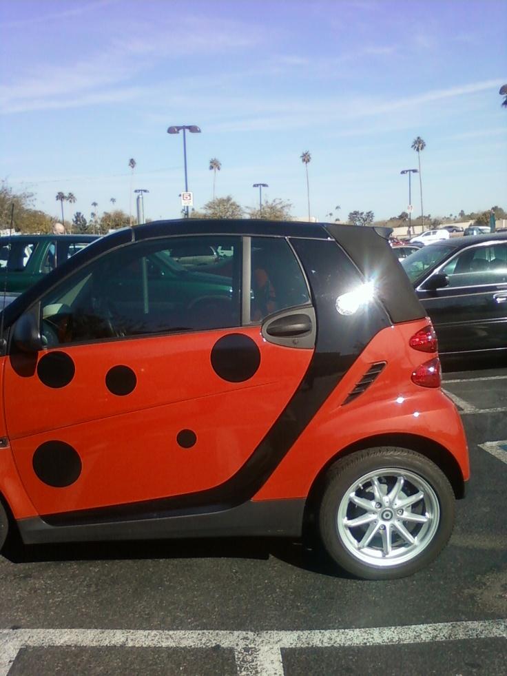 bahaha phi sig smart car :-)