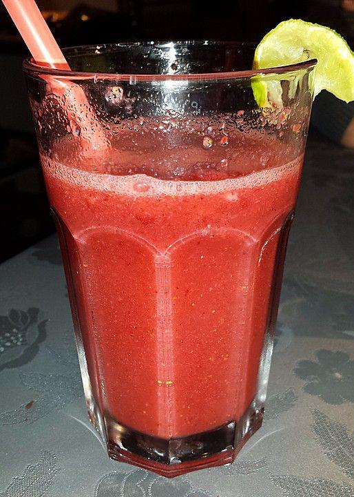 Erdbeer - Caipirinha 3