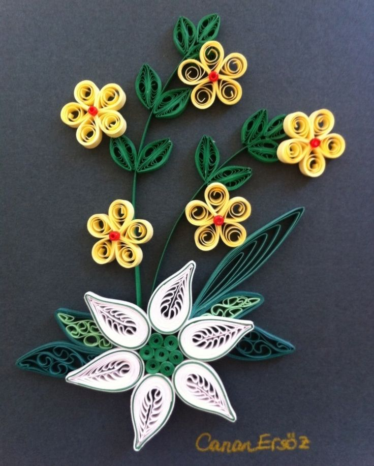 Quilling - this is so cool!!!  I have GOT to make time to figure out how to do this!!!