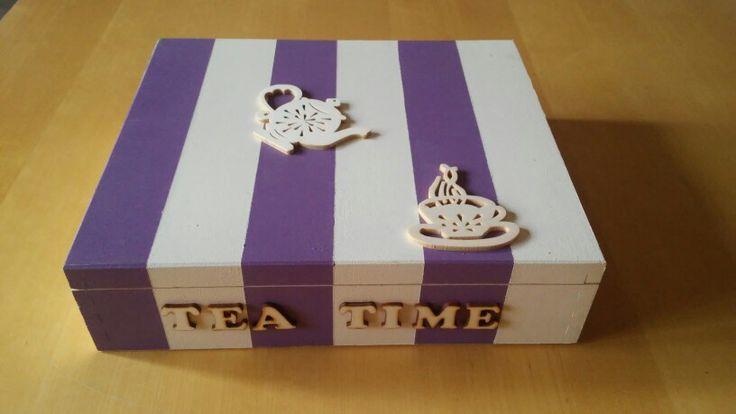 Scatola del té