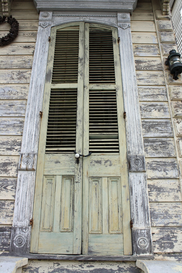 52 best doors of new orleans images on pinterest windows for Green french doors