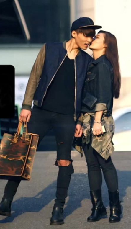 XTM HOMME STYLE LIKE Korea Street Couple Fashion