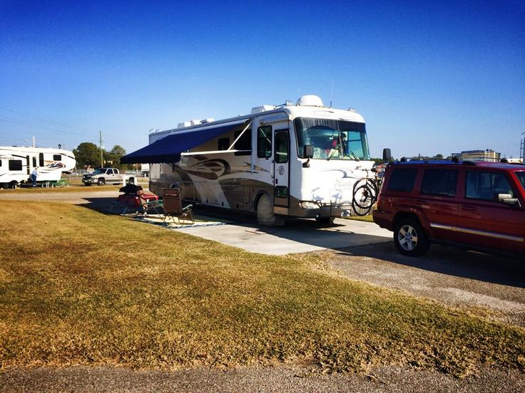 For Those With Military Base Privileges Shields RV Park In Gulfport MS Is Centrally