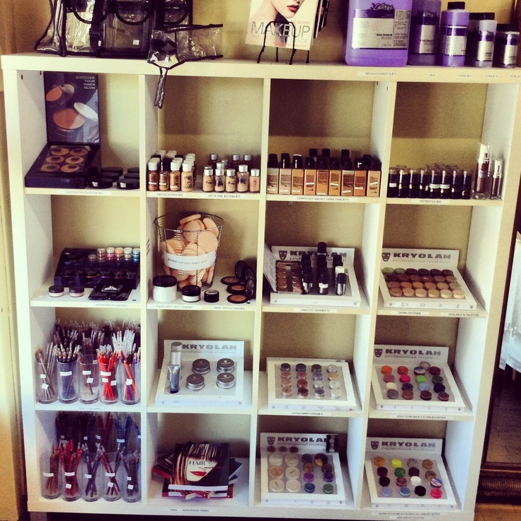 #latonas #makeup also a stockist of #kryolan #products