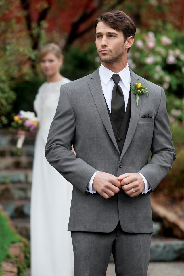 Stephen Geoffrey Grey Dillon Slim Fit Suit | Jim's Formal Wear ...