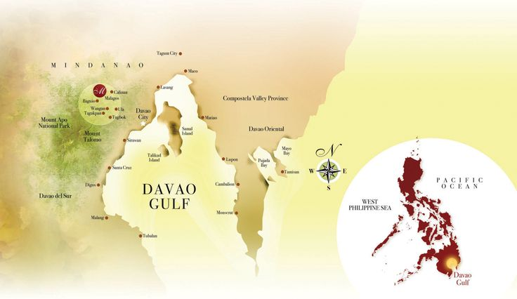 Single Origin Map from Malagos Chocolate our first Filipino maker