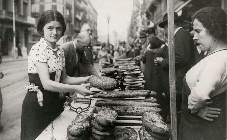 "Barcelona 1925. ""Sant Joan""  Photo: Pablo L.Torrents."