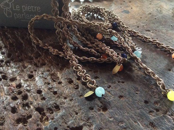 Collezione di bracciali Le Pietre Parlanti - braccialetti, gioielli, fatti a mano, handmade > acquista qui >> http://monicatrevisi.com/shop/?filter_collezione=113