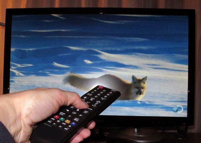 Πώς θα κάνεις άσκηση αυτοσυγκέντρωσης βλέποντας τηλεόραση;