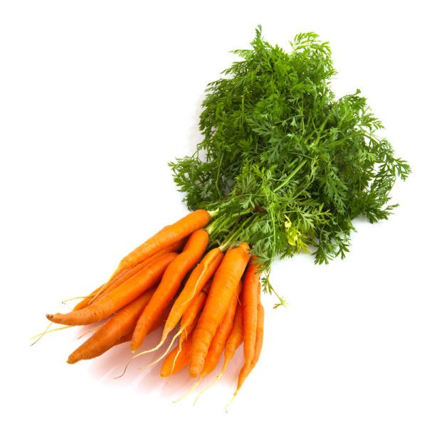 Orange Carrots - Health Benefits Carrots can bring to your life