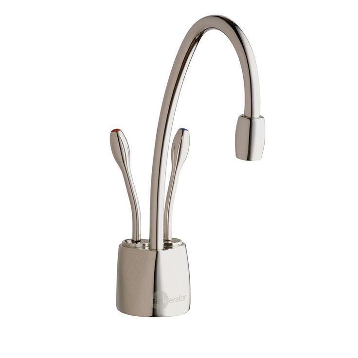 Instant Hot Water Dispensers, Indulge Series Faucets, Contemporary, Hot / Cool  InSinkErator