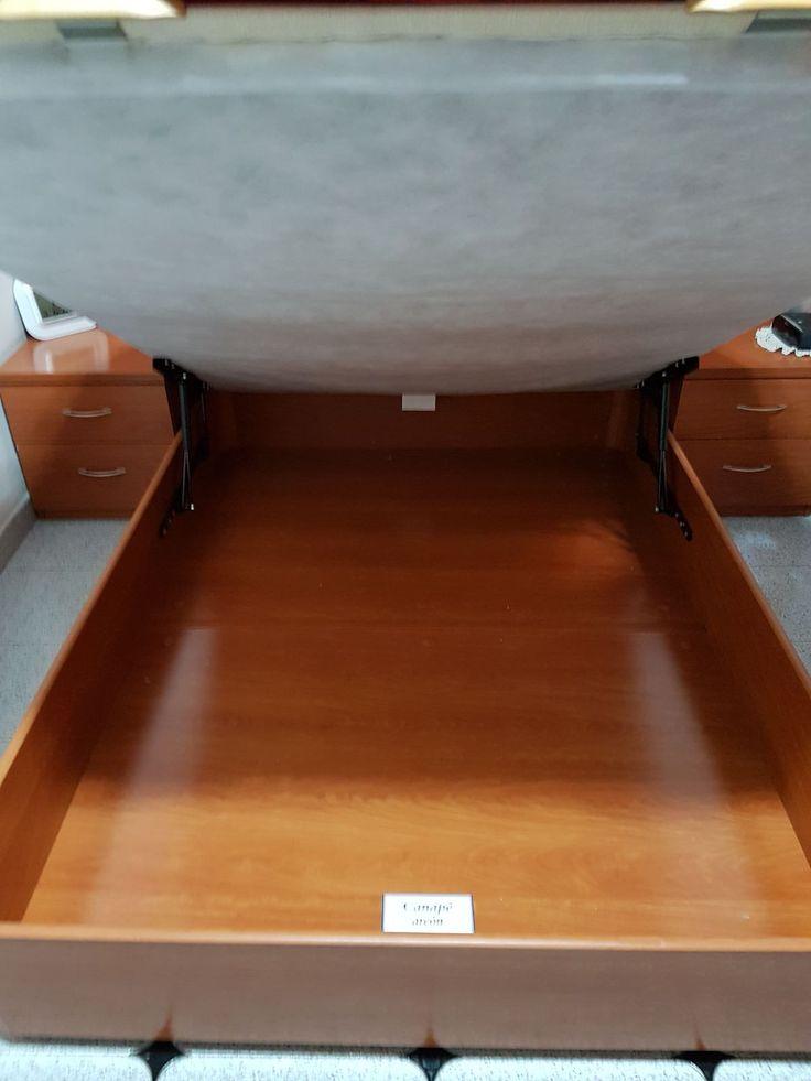 Canapé abatible madera Flex
