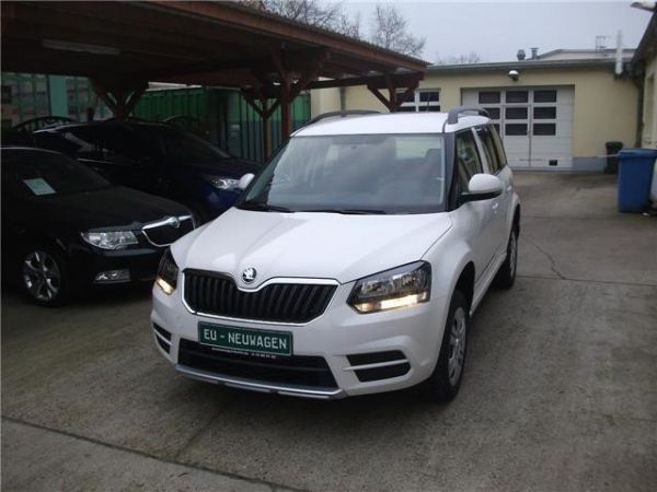 Skoda Yeti 1.2 TSI Active Plus Neues Modell