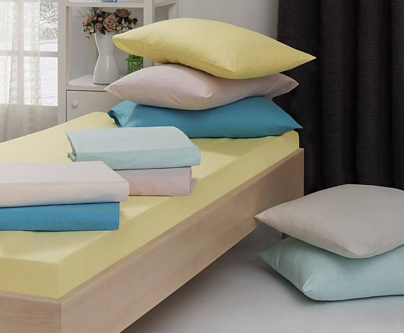 Free Shipping  200x200 Super King Fitted Bed Sheet  Cotton