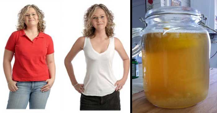 Jarabe natural y economico elimina 1 cm de grasa del estómago al día | iSalud Natural