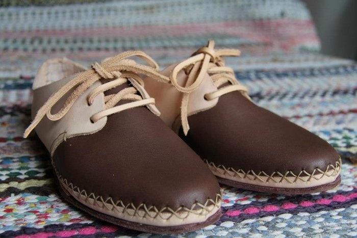 RARA-kengät, handmade by Veera Tuominen, Riihimäki