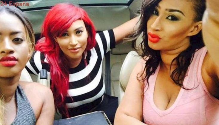 Así es la vida de lujos de las hermanas Sora, las Kardashian de Mali