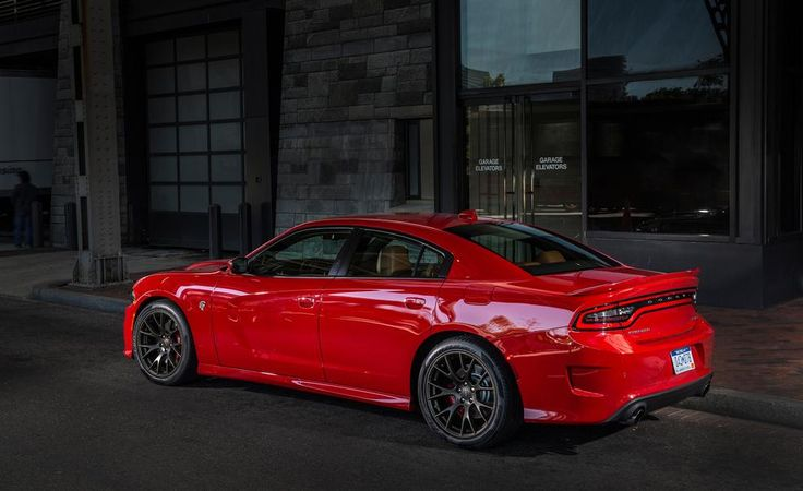 2015 Dodge Charger SRT Hellcat - Photo Gallery of First Drive Review from Car and Driver - Car Images - Car and Driver