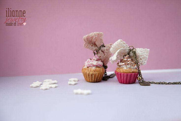 Ilianne | Jewelry Made of Love - Romantic Lace Cupcake