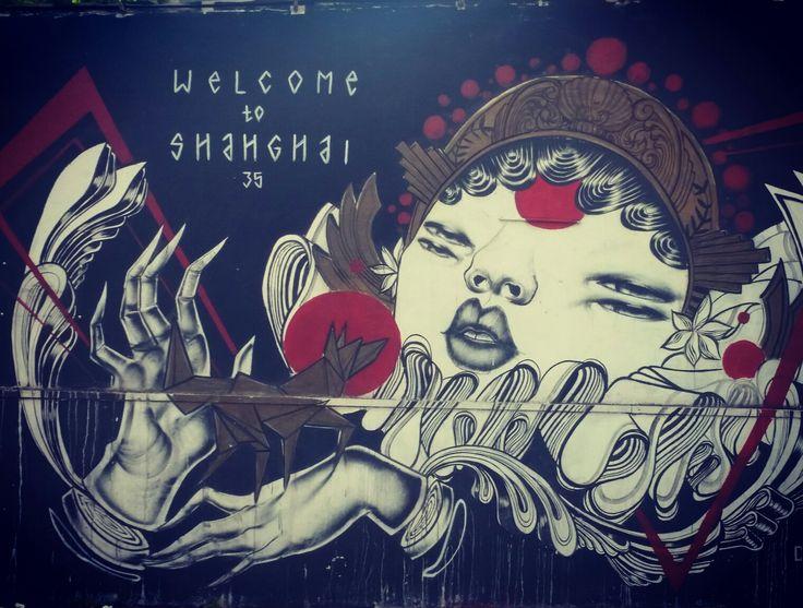 """Tormarancia - Roma """"Welcome To Shanghai 35"""" Caratoes (HK)"""