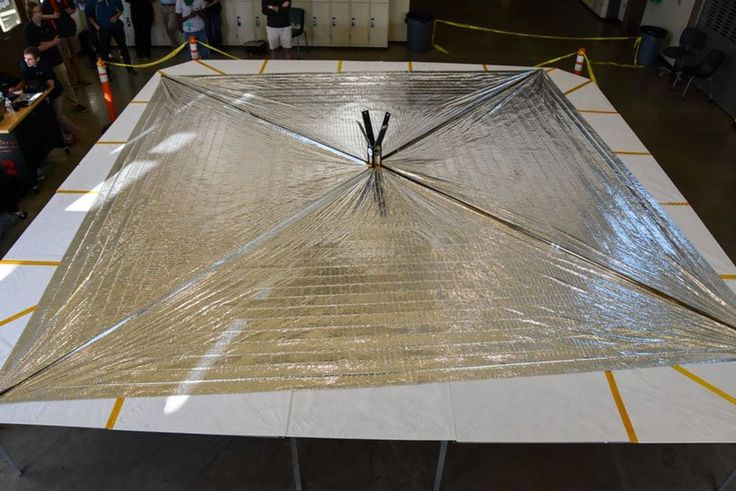 lightsail 2 releases solar-powered 'space kite' that will surf the stars