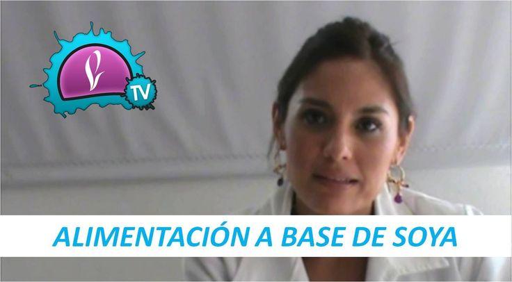 ALIMENTACIÓN A BASE DE SOYA - DIMENSIÓN FÍSICA TIP #6