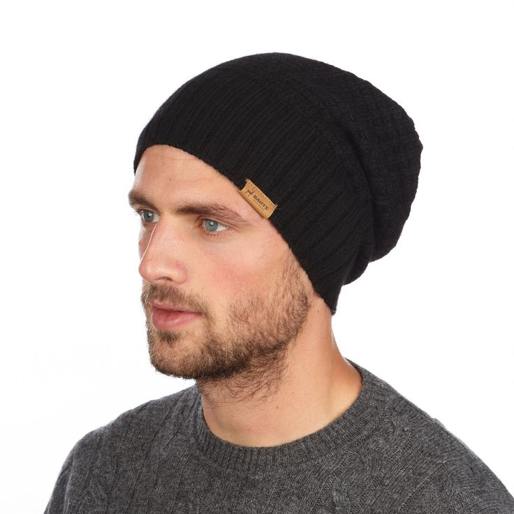 Beanie(Unisex): A round loose fitting hat.