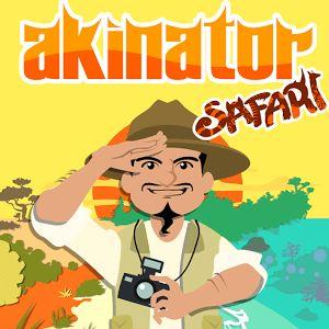 Akinator Safari - https://www.android-logiciels.fr/akinator-safari/