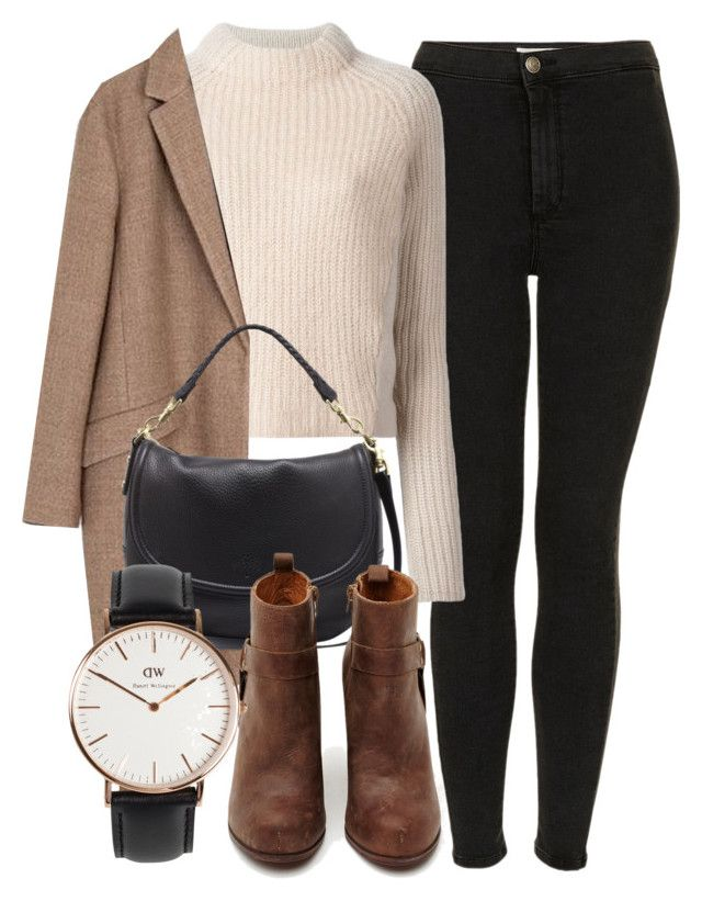 Untitled #5084 by laurenmboot on Polyvore featuring polyvore fashion style Acne Studios Zara Topshop Jeffrey Campbell Mulberry Daniel Wellington women's clothing women's fashion women female woman misses juniors