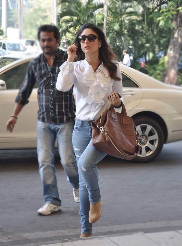 10 Travel Styles Of Bollywood Actresses -KAREENA KAPOOR