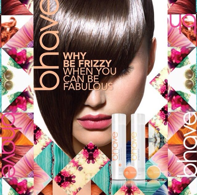 bhave - Smoothe Keratin Therapy  In-salon smoothing treatment.