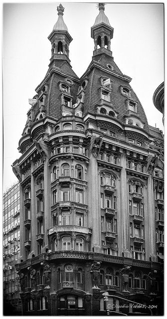Buenos Aires, Argentina, Twin Spires | Flickr: Intercambio de fotos