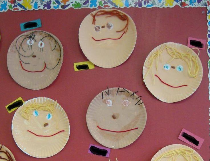 culture lesson plans for preschool multicultural faces faces activities 569
