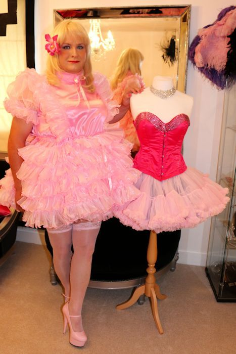 34 Best Images About Crossdressing Sissy On Pinterest