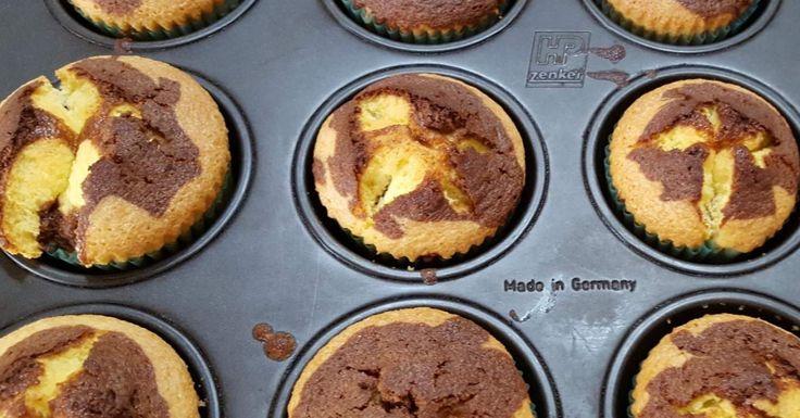 Eierlikör Marmor Muffins
