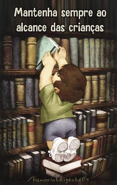 Alimentar a leitura é proporcionar um mundo de infinitas possibilidades - Amplia…
