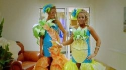 Big Fat Gypsy Weddings is a Channel 4 documentary series which follows the wedding culture of Gypsy and Traveller families in the UK. They like funky dresses!