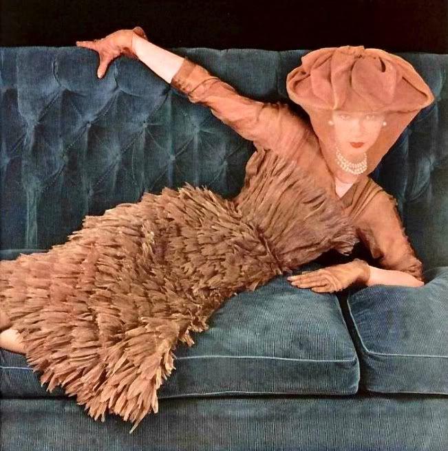 Balenciaga, 1950Cocktails Dresses, Philippe Pottier, Vintage Fashion, Sophie Malgat, Balenciaga 1950, Vintage Hats, The Mode, 1950 S, 1950S Fashion