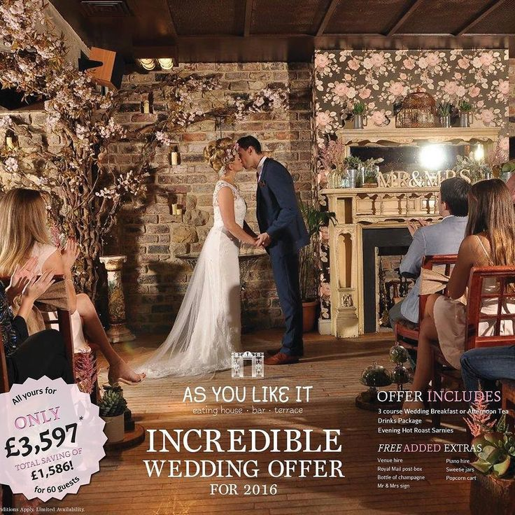 Who says it takes years of planning to create the perfect wedding day? For anyone who wants an amazing wedding day with everything you'd need and more for 60 guests we have a selected amount of dates left for our all-inclusive 2016 offer  Simply call us up on 0191 281 2277 and one of our amazing wedding team will be able to provide you with more info on availability! #wedding #summer #autumn #winter #2016 #weddingday #weddingoffer #allinclusive #package