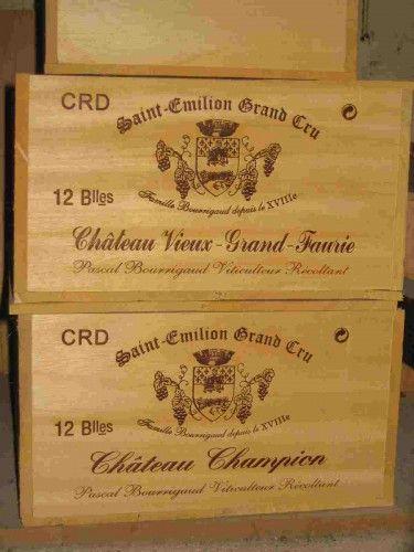 Pour pouvoir visiter le château champion et ainsi déguster son vin il vous suffit de réserver sur le site winetourbooking.com