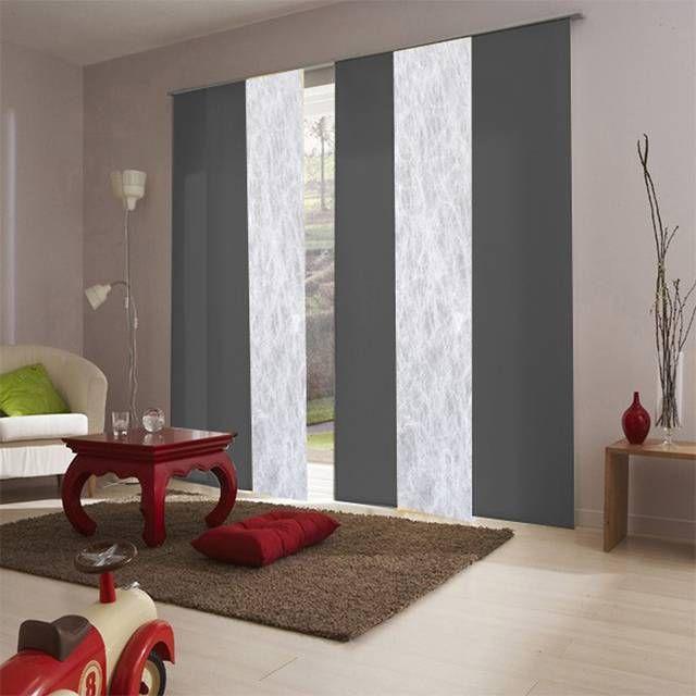 1000 id es sur le th me panneau japonais sur pinterest voilage gris chambre romantique et. Black Bedroom Furniture Sets. Home Design Ideas