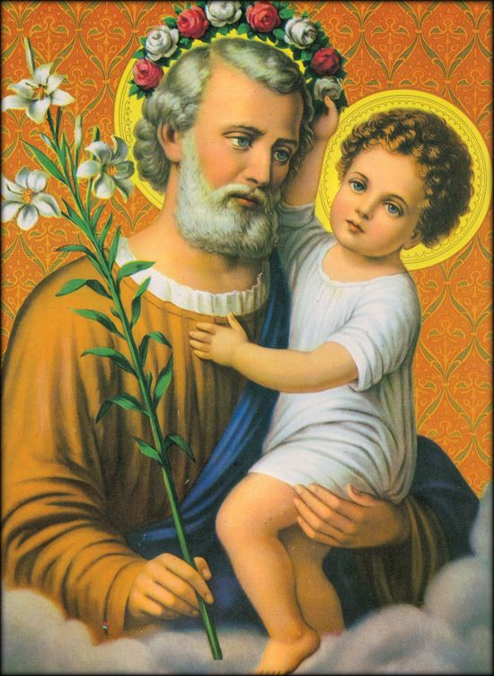 Inspiring Religious Stories on Various Topics — SAINT JOSEPH PATRON OF THE UNIVERSAL CHURCH AND...