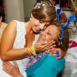 Há dois anos ela nos deixou e foi cuidar de todos  lá de cima. Minha velhinha inteligente, espirituosa, carinhosa e cheia de histórias que faz tanta falta aqui para todos que conviveram com ela. Há alguns anos já vinha me despedindo dela  e curtindo bons momentos de amor, pois sabia que ela poderia partir a qualquer hora por causa da idade. Foram 92 anos bem vividos e nos quais foi muito amada. Saudades para sempre! #vóhilta